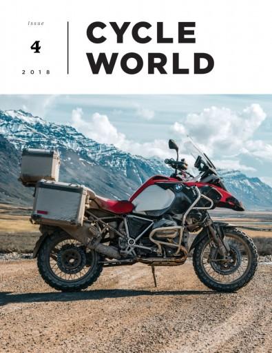 Cycle World Magazine Subscription