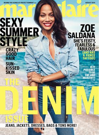 Marie Claire USA Magazine Subscription