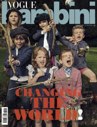 Vogue Bambini IT Magazine Subscription