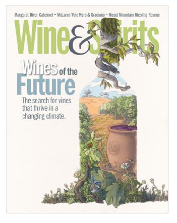 WINE-&-SPIRITS-USA Magazine Subscription