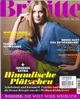Brigitte German Magazine Subscription
