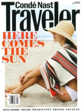 Conde Nast Traveler USA Magazine Subscription