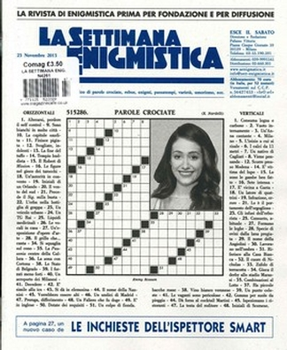 La Settimana Enigmistico Magazine Subscription