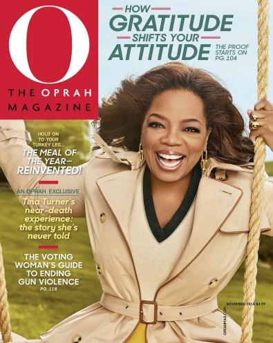 O THE OPRAH MAGAZINE Magazine Subscription