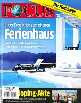 Focus German Magazine Subscription