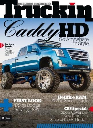 TRUCKIN Magazine Subscription