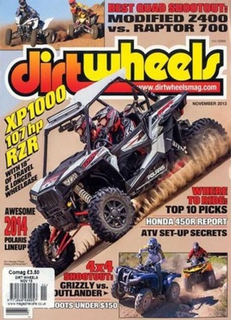 Dirt Wheels Magazine Subscription