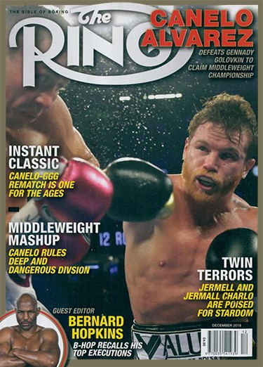 The Ring Magazine Subscription