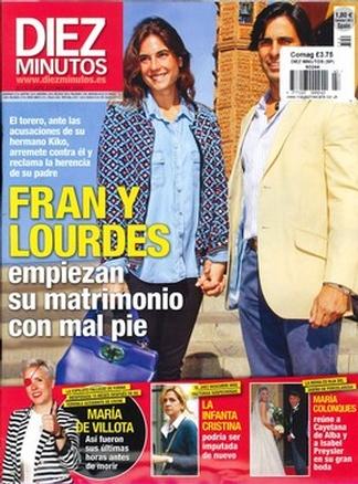 Diez Minutos Magazine Subscription