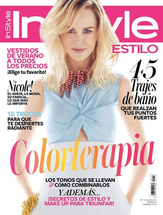 INSTYLE SPANISH Magazine Subscription