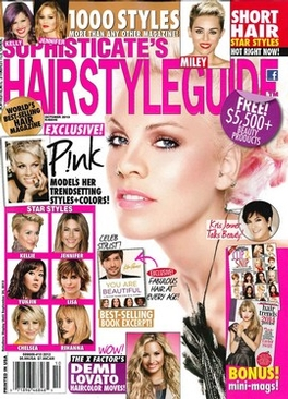Sophisticates Hairstyle Magazine Subscription