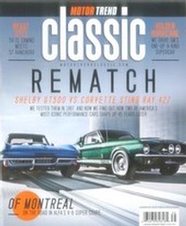 Motor Trend Classics Magazine Subscription