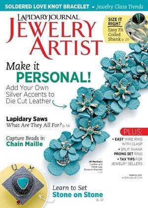 JEWELRY ARTIST Magazine Subscription