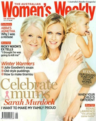 Australian Womens WeeklyMagazine Subscription