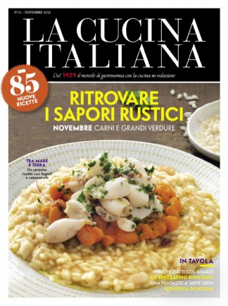 La cucina italiana it magazine subscription whsmith for Sito cucina italiana
