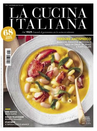 La Cucina Italiana IT Magazine Subscription