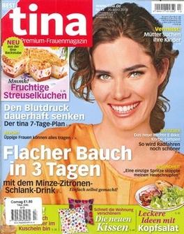 Tina Magazine Subscription