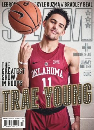 Slam Magazine Subscription
