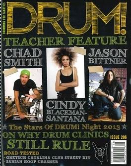DrumUSA Magazine Subscription