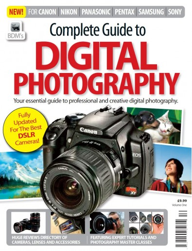 BDM COMPLETE GUIDE TO DIGITAL PHOTOGRAPHY Magazine Subscription