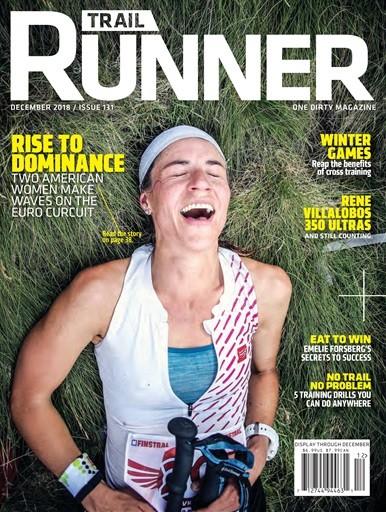Trail Runner Magazine Subscription