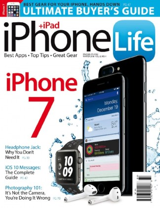 Iphone Life Smart Phones Magazine Subscription