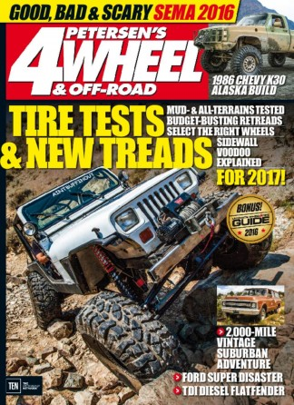 4 WHEEL OFF ROAD Magazine Subscription