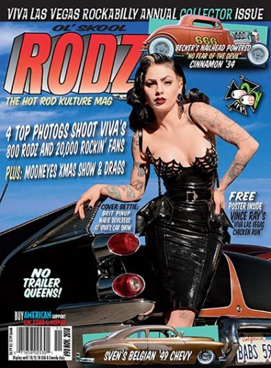 Ol' Skool Rodz Magazine Subscription