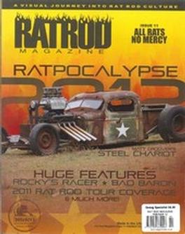 Rat Rod Magazine Subscription
