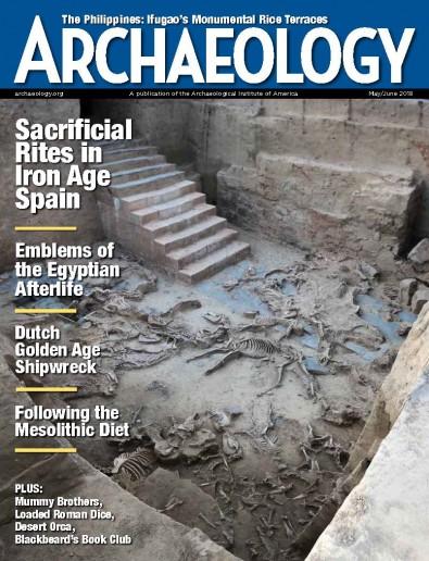 Archaeology Magazine Subscription
