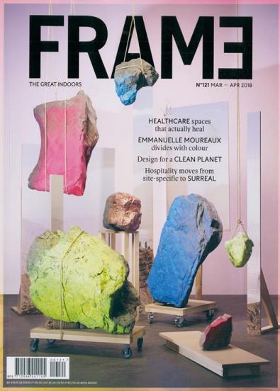 Frame Magazine Subscription