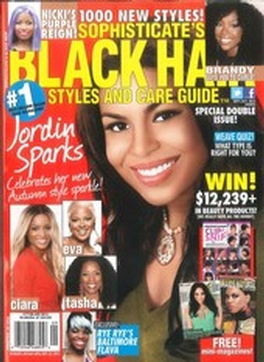 Sophisticates Black Hair Guide Magazine Subscription