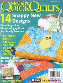 Quick Quilts Magazine Subscription