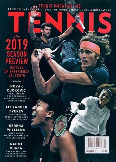Tennis USA Magazine Subscription