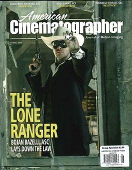 American Cinematographer Magazine Subscription