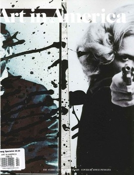 Art In America Magazine Subscription