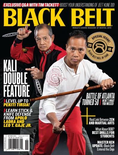 Black Belt Magazine Subscription