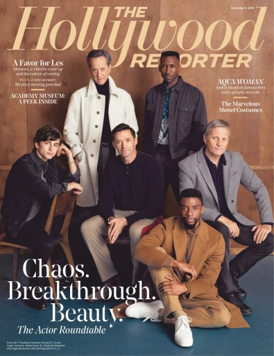 The Hollywood Reporter Magazine Subscription