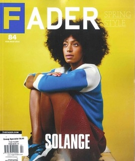 The Fader Magazine Subscription
