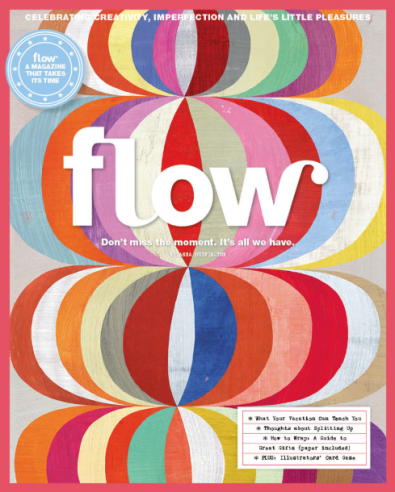 Flow Magazine Subscription