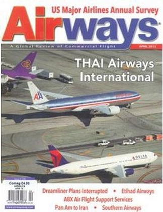 Airways Magazine Magazine Subscription