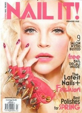 Nail It Magazine Subscription