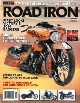 Road Iron Magazine Subscription