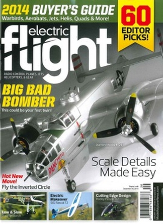 Electric Flight Magazine Subscription