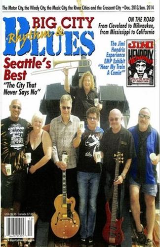 Big City Rhythm & Blues Magazine Subscription