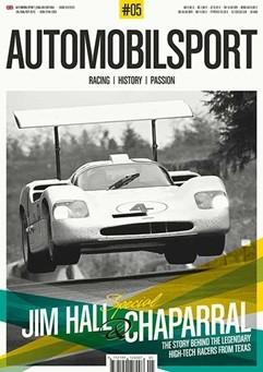 Automobilsport Magazine Subscription