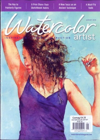 Watercolour Artist Magazine Subscription