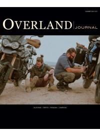 Overland Journal Magazine Subscription