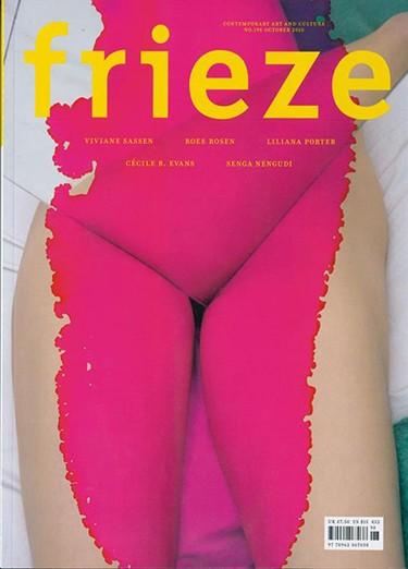 FRIEZE Magazine Subscription