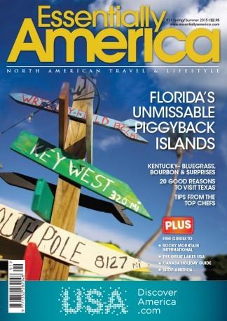 Essentially America Magazine Subscription